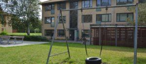 Anemonen har adresse i Skovparken, Byparken 40, st. th.