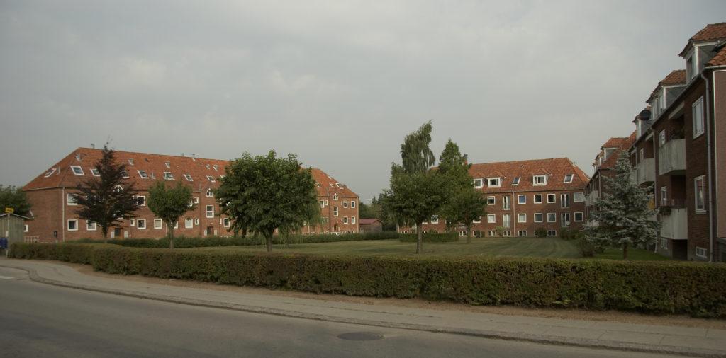 Bispeløkken / Priorparken