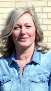 Nøddeknækker Jeanette Ullum.