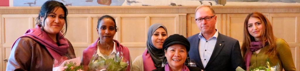Bydelsmødre - gør en forskel for andre kvinder