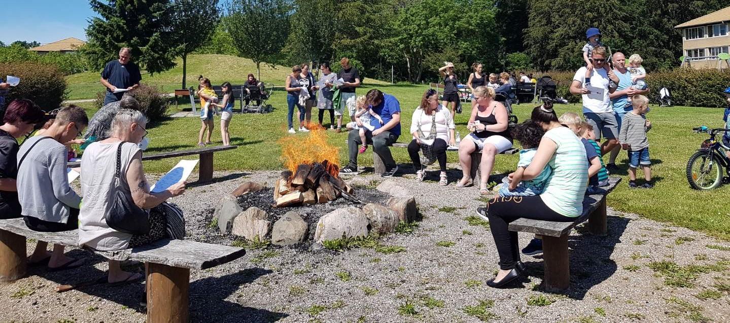Nabo-ambassadører byder nytilflyttede velkomne og arrangerer aktiviteter for deres naboer.